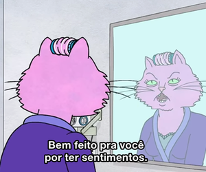 feelings and bojack horseman image