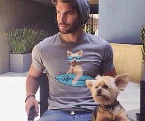 nick bateman, boy, and dog image