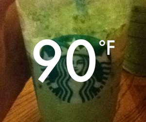friendship, starbucks, and green tea latte image