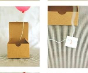 diy, gift, and balloons image