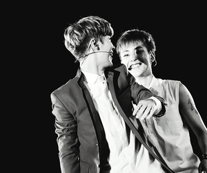 xiuhan, exo, and quote image