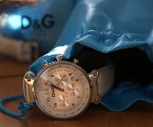 D&G and watch image