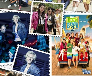teen beach movie and teen beach 2 image