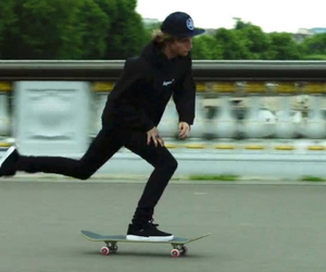 Larry Clark, movie, and skate image