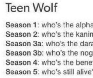 fun, series, and teen wolf image