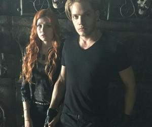 shadowhunters, clace, and jace wayland image