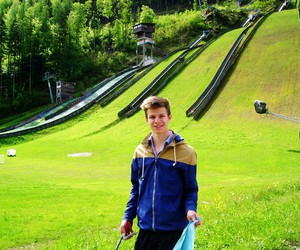 germany, ski jumping, and andreas wellinger image