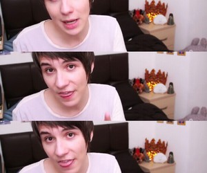 youtube, lad, and danisnotonfire image
