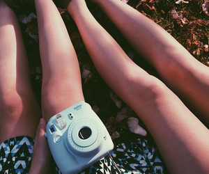 tumblr, camera, and girl image