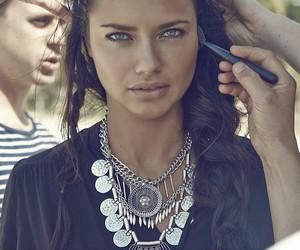 Adriana Lima, girl, and model image