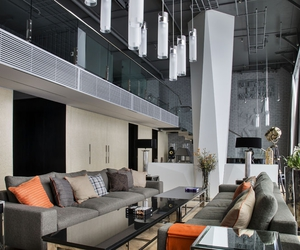 design, house, and living room image