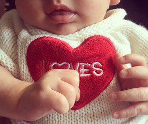 love, baby, and cute image