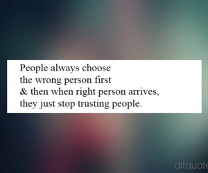 love quotes, people, and wrong image