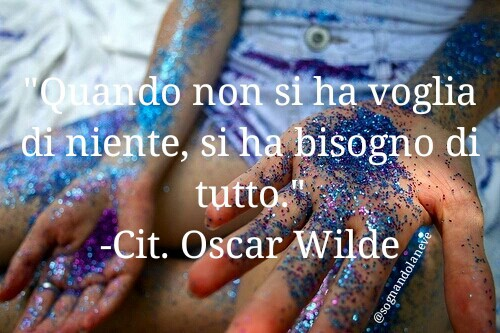 Frasi Belle Oscar Wilde.Image About Tumblr In Frasi By Clarissa Ciullo
