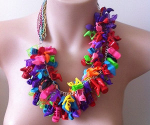 barbie and necklace image
