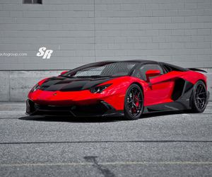 cars, Lamborghini, and modified image