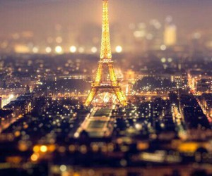 beautiful place, paris, and love image