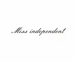 quotes, independent, and miss image