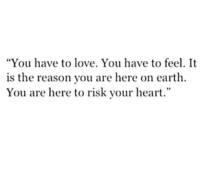 quotes, love, and feel image