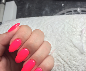 beach, nail art, and nails image