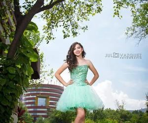 aqua, dress, and mexico image