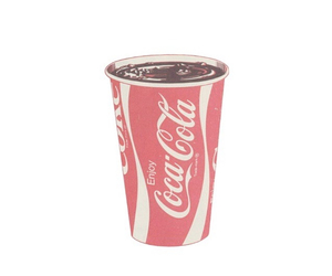 cup, ice, and drink image