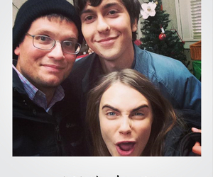 john green, paper towns, and cara delevingne image