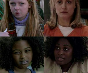 orange is the new black, piper chapman, and oitnb image