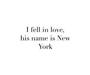 new york, love, and city image