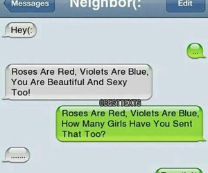 funny and texting image