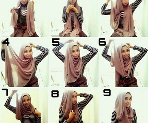 hijab and simple image