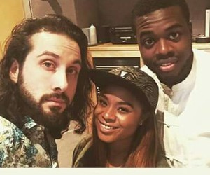 pentatonix, kevin olusola, and avi kaplan image