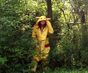 cosplay, costume, and girl image