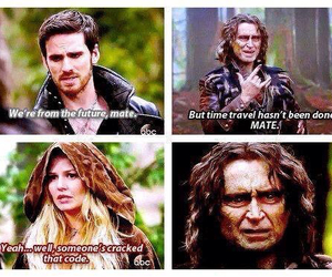 once, once upon a time, and rumpelstiltskin image