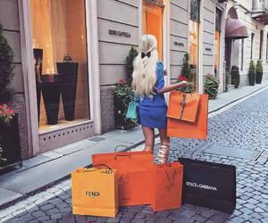 fashion, shopping, and luxury image