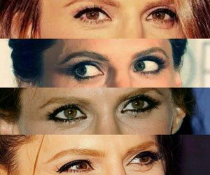 eyes, stana katic, and castle image