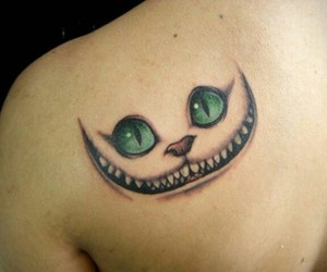 alice in wonderland, pretty, and Tattoos image