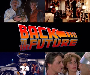 Back to the Future, celebs, and fashion image