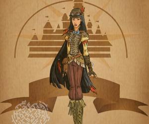 disney, pocahontas, and steampunk image