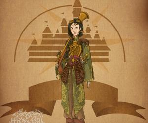 mulan, disney, and steampunk image
