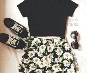 flowers, hipster, and original image