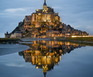 france, castle, and photography image