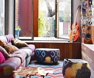 room, bohemian, and photography image