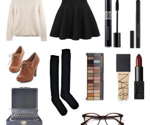 beauty, fashion, and hipster image