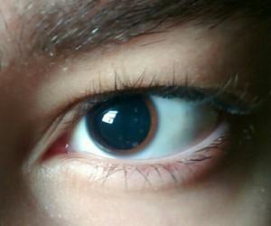 crazy, eye, and grunge image
