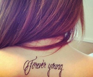 Forever Young, girl, and summer image