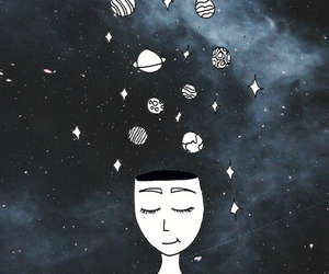 edit, mind, and galaxy image