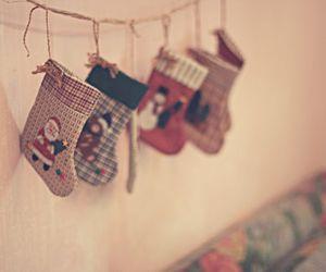 christmas and stockings image