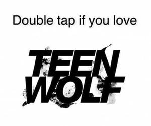 fandom, teen wolf, and love image