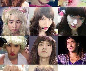 kpop, suju, and super junior image